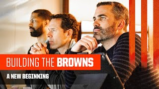 Building The Browns 2020:  A New Beginning (Ep. 1)