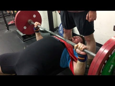The Best Way to use the Slingshot For a Heavier Bench Press | Just a Moment with the Coach