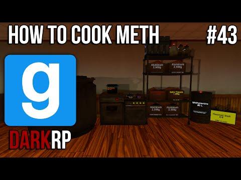 Garry's Mod DarkRP - How to Cook Meth #43