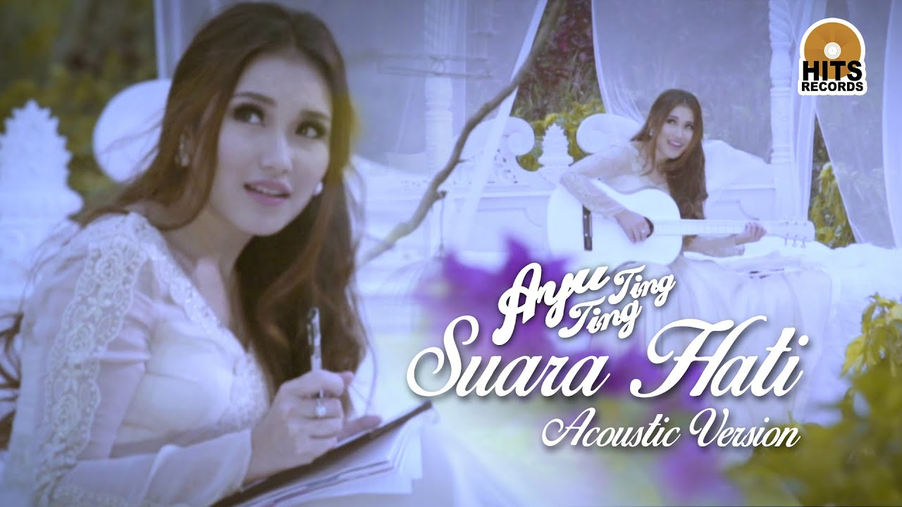 Ayu Ting Ting - Suara Hati (Acoustic Version)