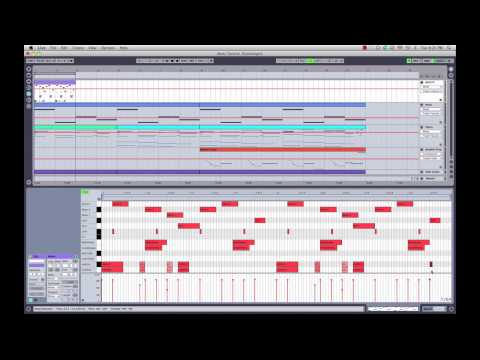 MIDI drum patterns made EASY in Ableton Live with drum racks HD tutorial