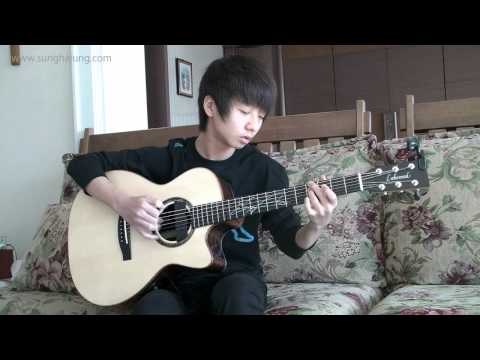 (Tears For Fears) Everybody Wants To Rule The World - Sungha Jung