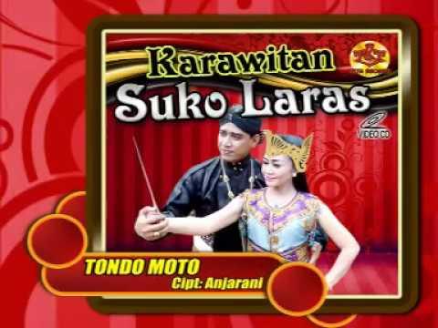 Lirik Lagu TONDO MOTO Sragenan Karawitan Campursari - AnekaNews.net