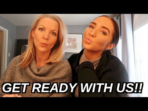 Get Ready With Us Ft My Mom + Starbucks Drama!! | Kenzie Elizabeth Vlogmas
