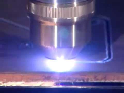 Plasma Marking Cutting Mild Steel