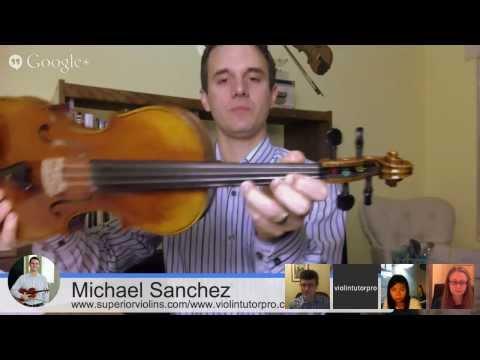 Learn how to read Violin Key Signature D Major - Spotlight Saturday! HD