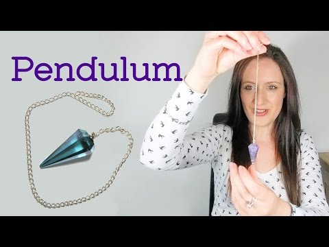 How To Use The PENDULUM. How & Why It Works!