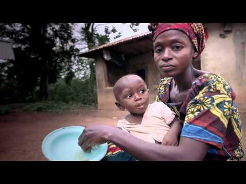 'Watch Dakore Egbuson-Akande's appeal for community sponsors for ActionAid Nigeria.'