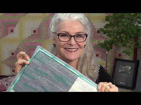 How to Sew Faux Flange Quilt Binding