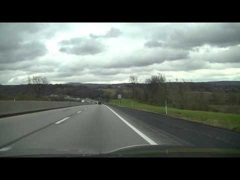 Drivelapse OH - PA - WV - VA