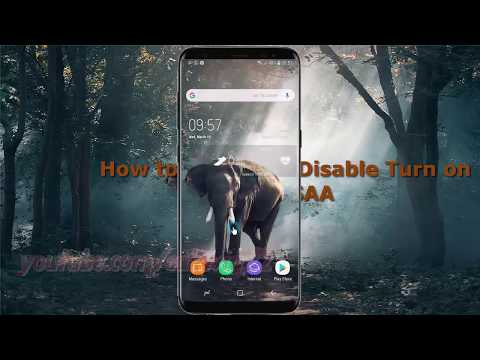 Android Nougat : How to Enable or Disable Turn on 4x MSAA in Samsung Galaxy S8 or S8+