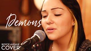 Demons  Imagine Dragons Boyce Avenue Feat Jennel Garcia Acoustic Cover On Apple  Spotify
