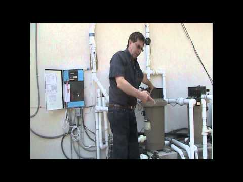NEJAME and SONS 7 EASY POOL CARE DE REPLACEMENT IN A PERFLEX FILTER