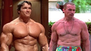 Arnold Schwarzenegger Transformation 2018  From 1 To 70 Years Old