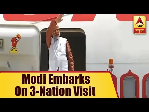 PM Modi Embarks On 3-Nation Visit To Boost Act East Policy | ABP News