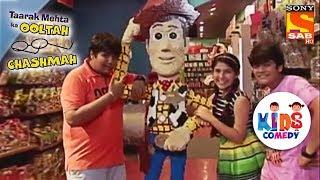 Tapu Sena Visits A Toy Store | Tapu Sena Special | Taarak Mehta Ka Ooltah Chashmah