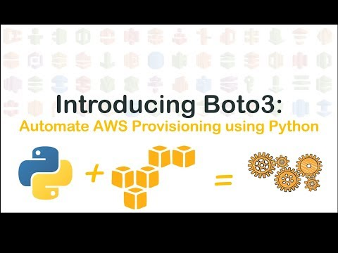 Automate AWS Infrastructure Provisioning using Boto3
