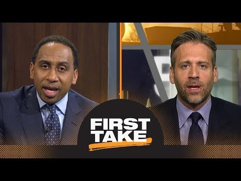 Stephen A.: Russell Westbrook's MVP status hurt by Paul George, Carmelo Anthony   First Take   ESPN