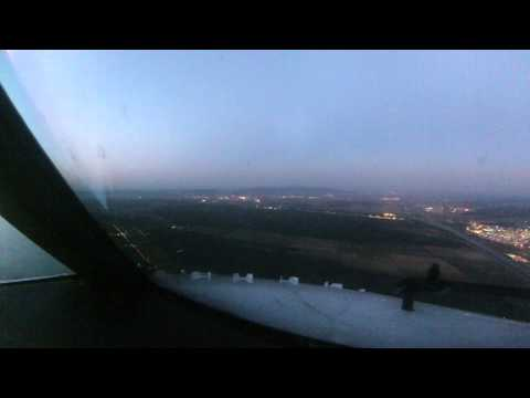 Pisa 20 minutes to landing Gopro FWD Video