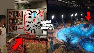 GTA 5 - Michael's Family Respawns Michael (Scary Pool Ritual)