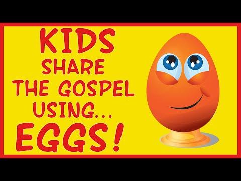 Videos For Kids Church - The Gospel Presented Through Story