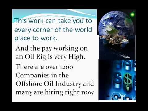 Oil and Gas Companies (apply now)