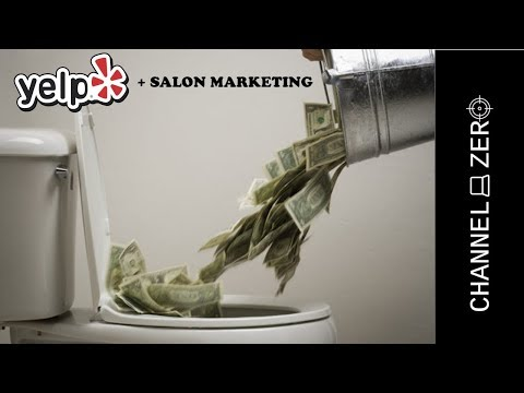 Salon Marketing Tips - Yelp vs Facebook - Attract New Clients