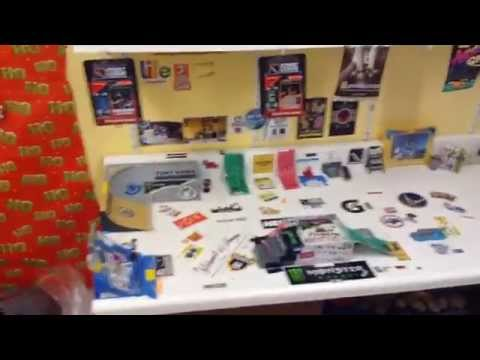 Homemade Tech Deck Skatepark Tour at moms House Requested by Joshua Palacios from August 2015.