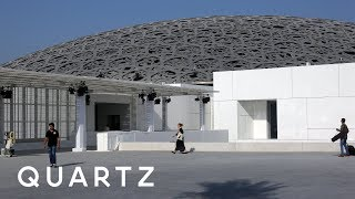 Abu Dhabi now has its own Louvre