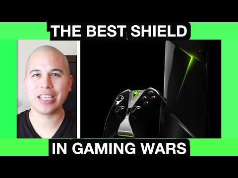 Nvidia Shield Console and Nvidia GRID Early Review - A NEW GAMING FRONTIER - GAMING WARS 24