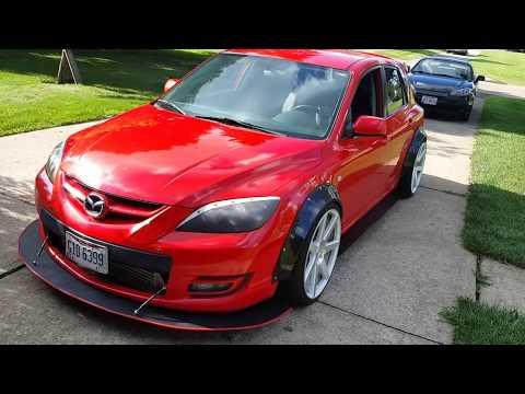 Mazdaspeed3 DIY Custom Front Splitter