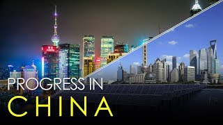 Technological Progress in China