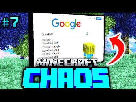 INTERNET MOD in MINECRAFT?! - Minecraft CHAOS #07 [Deutsch/HD]