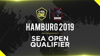 Download BOOM ESPORTS   ESL One Hamburg 2019 Southeast Asia Open Qualifier Video