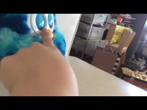 Never wake up a furby but only if it's in a deep sleep (I did it because my friend dared me)