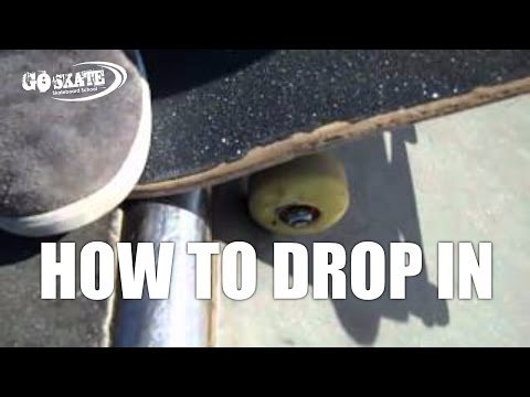 How to Drop In for the First Time