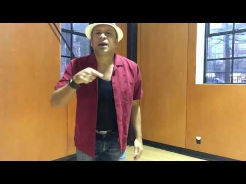 Gustavo's Dance Tips - Body Control and Rhythm