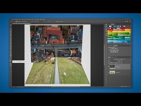 Droneception - Luftbild Fotos im Inception Stil erstellen