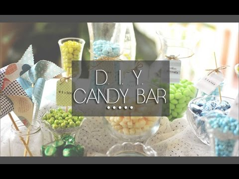 DIY Candy Bar | floreign