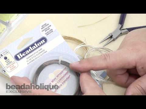 How to Choose Wire for Your Wire Wrapping Project by Wyatt White