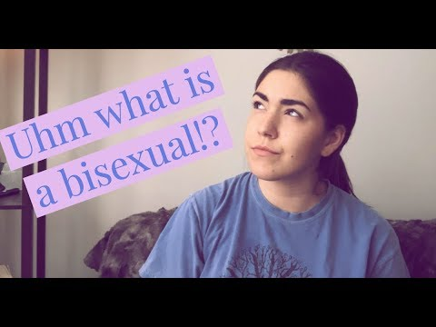 What does being bisexual mean to me? 💖💜💙