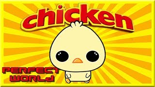 Chicken Fashion Weapon Emotes   More Pwi