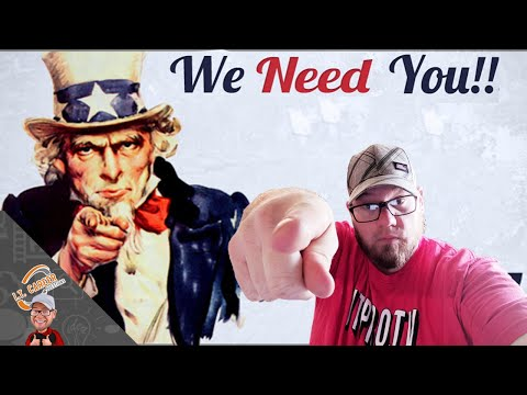 The United States Needs You! Programmers, Developers, Security Professionals - 04/12/2018