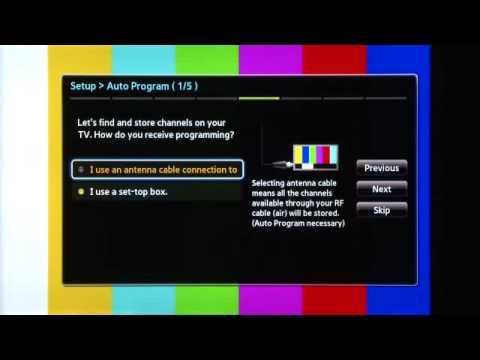 Support Samsung Smart TV 2012  ESPN Watch & Learn