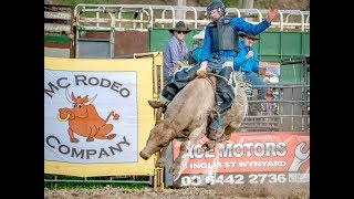 WILD TIME At MC Rodeo Company