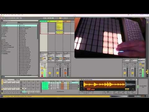Ultimate Mashup Jungle Drum Rack Tutorial (Ableton 9.5) = Ned Rush