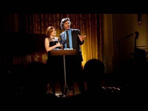 Michael Chabon & Ayelet Waldman Speak at the White House Poetry Jam: (4 of 8)