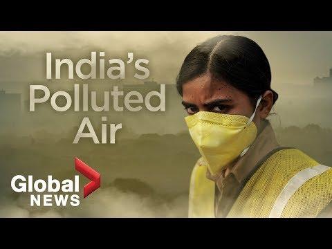Xxx Mp4 India Pollution Air Quality Reaches 39 Hazardous 39 Levels In Delhi 3gp Sex