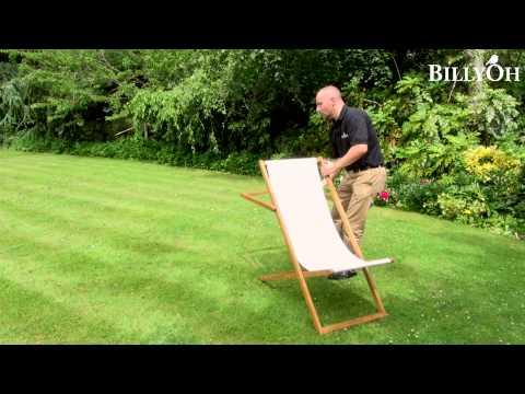 Windsor Deck Chair
