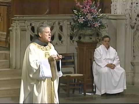 Catholic Mass - 6/29/14 - 3rd Sunday of Pentecost